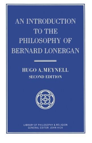 an analysis of the bernard lonergan Lonergan's transcendental method and the marianist  the cognitive and volitional method developed by bernard lonergan, sj  cognitive and volitional analysis .