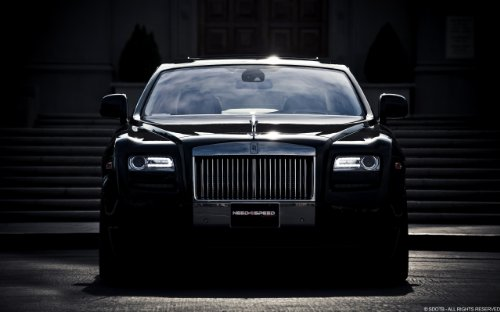 Rolls Royce Ghost By Need4Speed Motorsports 8X10 Photo Poster Banner (Rolls Royce Poster compare prices)