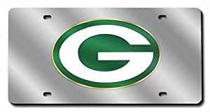 NFL Green Bay Packers Laser Tag (Silver) by Rico