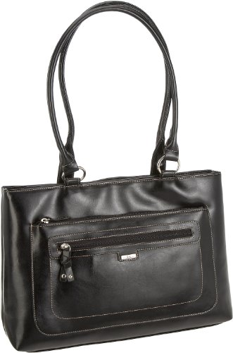 Jane Shilton Women's Shamrock 9149 Shoulder Bag Black