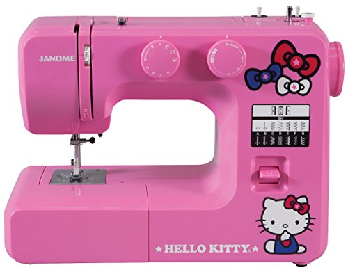 hello janome sewing machine review