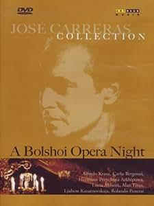 A Jose Carreras Collection: Bolshoi Opera Night [Import]
