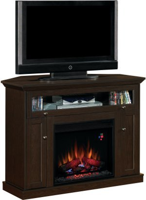Classic Flame Windsor Electric Fireplace Entertainment Center