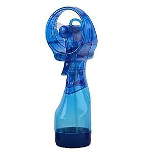 O2COOL® Deluxe Misting Fan, Blue