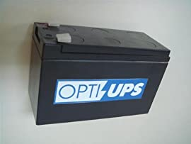 Replacement Battery for OPTI-UPS ES1500C/RM, TS2250B, PS1000B (Not UPS) Genuine OEM