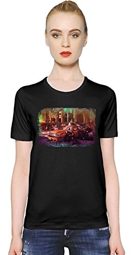Tom Clancy's The Division Battle T-shirt donna Large