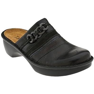 Naot Womens Belize Black Leather - 35 M EU