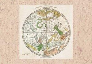 Southern Circumpolar Map 20x30 poster