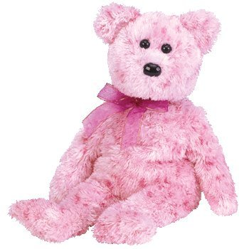 Ty Beanie Babies - Smitten the Bear