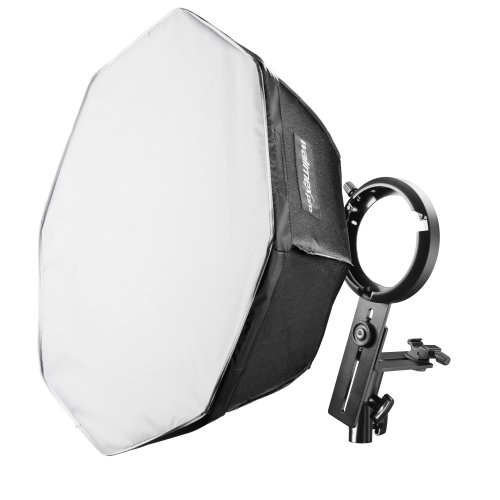 Walimex Octagon Softbox for Compact Flash 60 cm Black Friday & Cyber Monday 2014