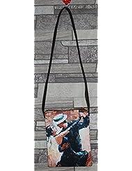 Cushion India Designer & Trendy Sling Bag (40224)