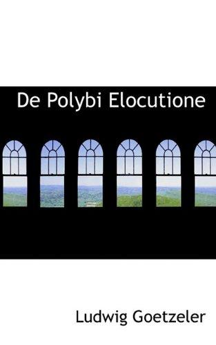 De Polybi Elocutione