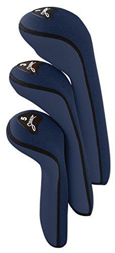 stealth-club-covers-19060-set-1-3-5-golf-club-head-cover-navy-blue-solid-black-trim