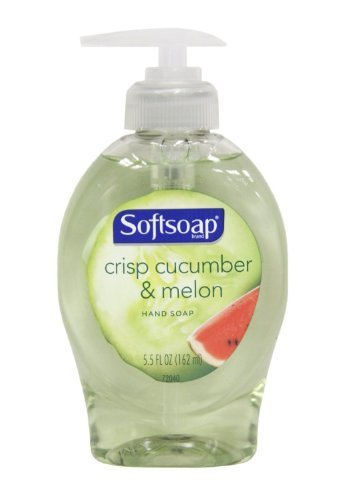 softsoap-crisp-cucumber-melon-hand-soap-55-ounce-pack-of-2-by-softsoap