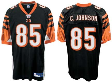 CINCINNATI BENGALS Chad Johnson #85 Reebok NFL