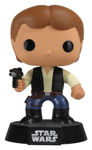 41MptLgVfbL Cheap Price Funko Han Solo Star Wars Pop