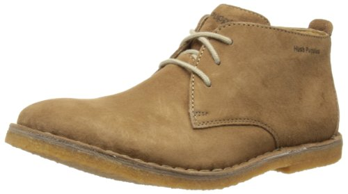 Hush Puppies Mens Desert II Boots HM01030-252 Taupe 9 UK, 43 EU