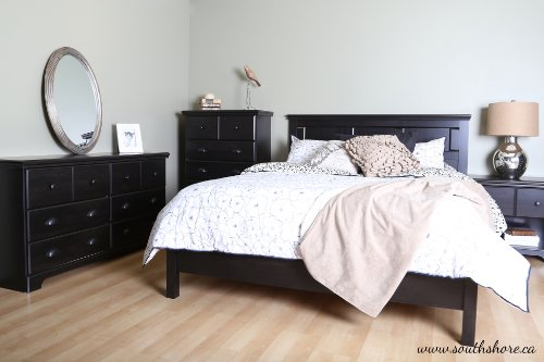 South Shore Furniture, Mountain Lodge Collection, Headboard 54