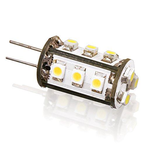 Aurora 1W 8-30V G4 Led Capsule Bulb - 6400K (Cool White Light)