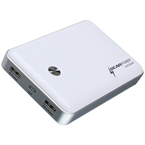Iogear GearPower 12000mAh Power Bank Image