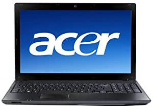 Acer AS5253-BZ684 15.6-Inch Laptop (Mesh Black)