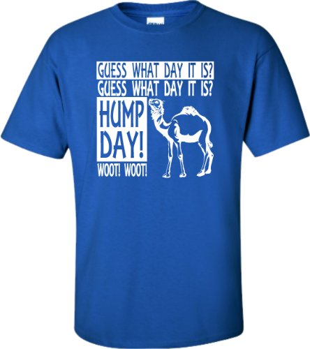 small-royal-blue-adult-hump-day-camel-commercial-t-shirt