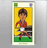 BP Team England 98 World Cup Manchester United GARY NEVILLE football trade card