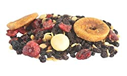 Macadamia Mast - Healthy, Nutritious, Nuts, Fruits, Seeds Trail Mix Snack with no added sugar ( from thenibblebox.com (60 gms x 3 packs))