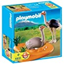 Playmobil - 4831 Ostrich Family with Nest