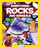 img - for National Geographic Kids Everything Rocks & Minerals (Paperback)--by Steve Tomecek [2011 Edition] book / textbook / text book