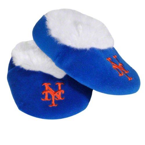 Cheap New York Mets Baby Bootie Slipper (B003FLPSOO)