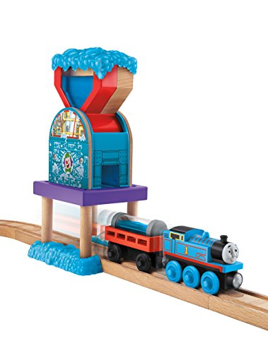 Fisher-Price Thomas The Train Wooden Railway Bubble Loader - 1