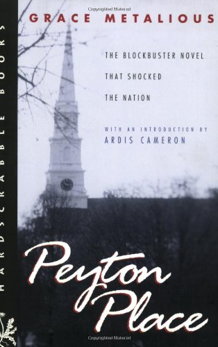 Peyton Place (Hardscrabble Books-Fiction of New England)
