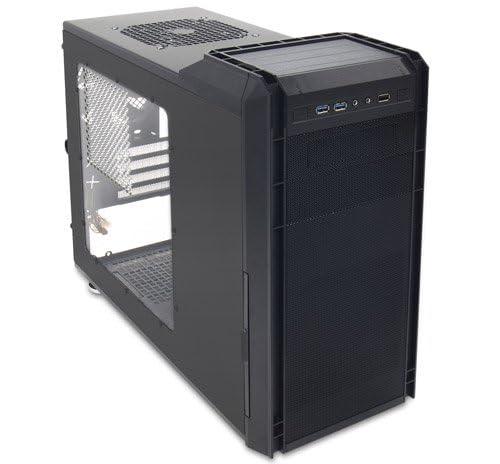 サイズ マイクロタワーケース MONOBOX Micro ハイエンドVGA/USB3.0対応 MONOBOX Micro