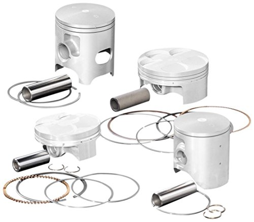 Wiseco Piston Kit (103ci., Domed) - 3.880in., 10.5:1 Compression 4997P005