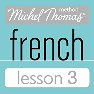 Michel Thomas Beginner French Lesson 3 | [Michel Thomas]