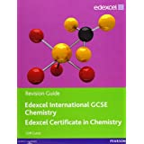Edexcel IGCSE Chemistry Revision Guide with Student CD (Edexcel International GCSE)by Cliff Curtis