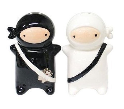 Cute Salt And Pepper Shakers Salt Amp Pepper Shaker Set