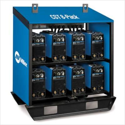 280 And Maxstar 200 Rack 220-230V Multi-Process Welder With Eight Cst Units Linked