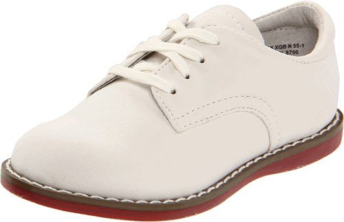 Footmates Bucky,White Buck,7.5 M Us Toddler front-197942