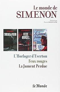 Le monde de Simenon : [5] : Amérique