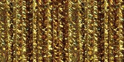 Tinsel Stems 3mm 12 35/Pkg-Gold