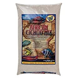 CaribSea African Cichlid Mix white 20# (Item no :- 226)