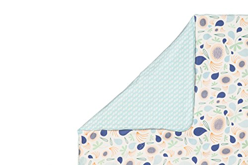 Babyletto Play and Toddler Blanket, Fleeting Flora