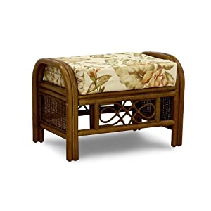 Cane And Rattan Conservatory Furniture Homeware Furniture Furniture Living Room Furniture Footstools Ottomans