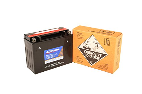 Acdelco Atx24Hlbs Specialty Powersports Agm Jis 24Hl-Bs Battery