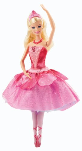 Barbie in the Pink Shoes Transforming Ballerina Kristyn Doll (Barbie Pink Shoes compare prices)