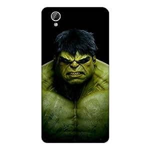 GripIt Hulk Back Cover for Vivo Y31L