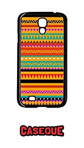 Caseque Tribal Aztec V Back Shell Case Cover for Samsung Galaxy S4