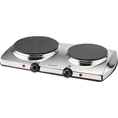 Double Electric Hot Plate